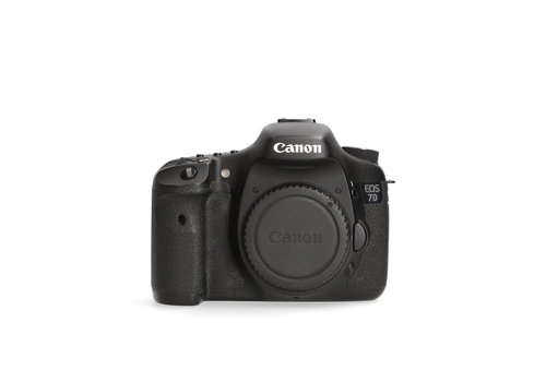 Canon 7D -  30.024 kliks