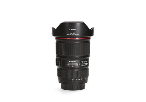 Canon 16-35mm 4.0 L EF IS USM - gereserveerd
