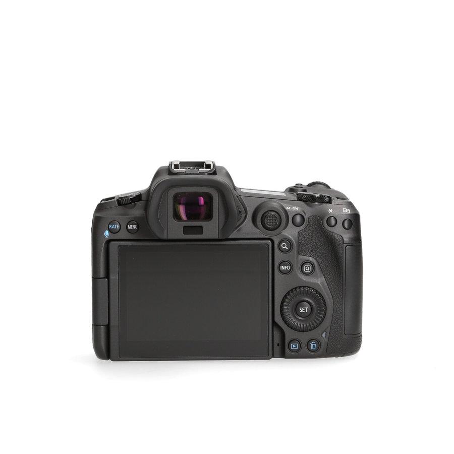 Canon R5 - 58.000 kliks