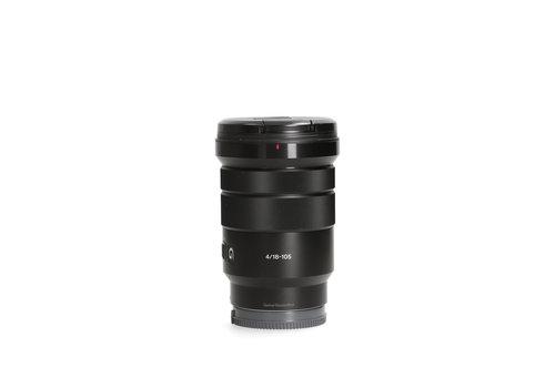 Sony 18-105mm 4.0 G OSS - Gereserveerd