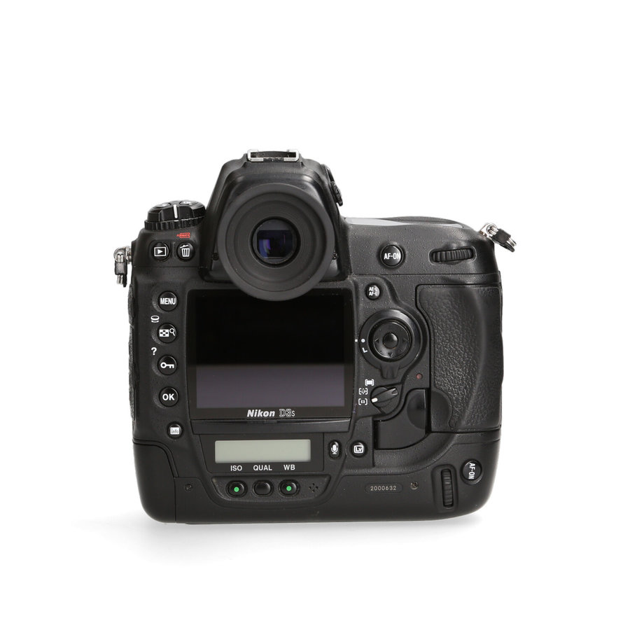 Nikon D3S - 145.931 kliks + 2 extra accu's