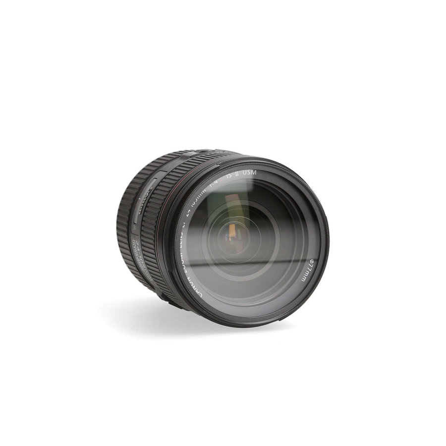 Canon 24-105mm 4.0 L EF IS II USM