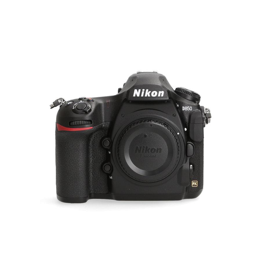 Nikon D850 - 6534 kliks