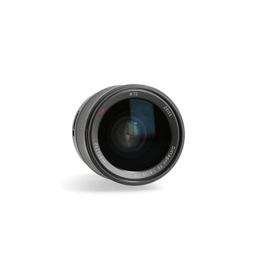 Sony Zeiss Distagon T* 35mm 1.4 FE ZA