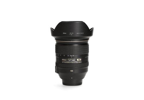 Nikon 24-120mm 4.0 G AF-S ED VR