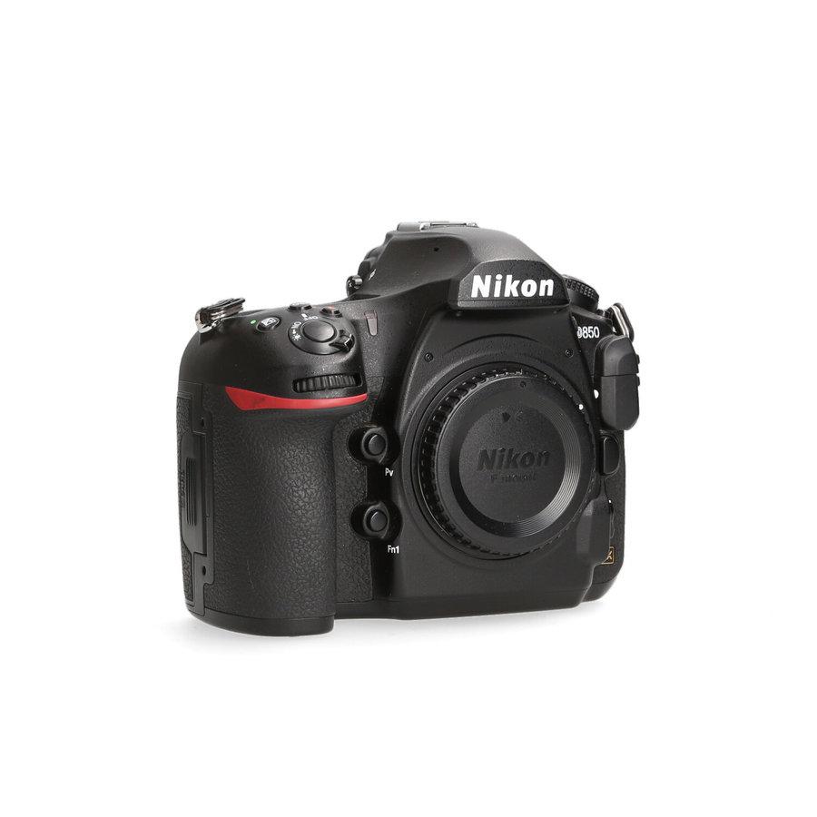 Nikon D850 - 147.955 kliks