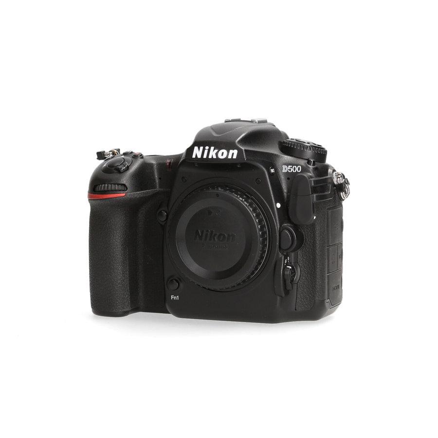 Nikon D500 - 49.907 kliks