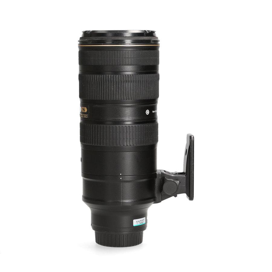 Nikon 70-200mm 2.8 G ED AF-S VR II