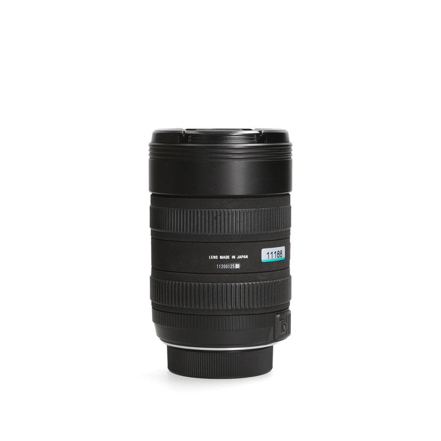 Sigma 8-16mm 4.5-5.6 DC HSM (Nikon)