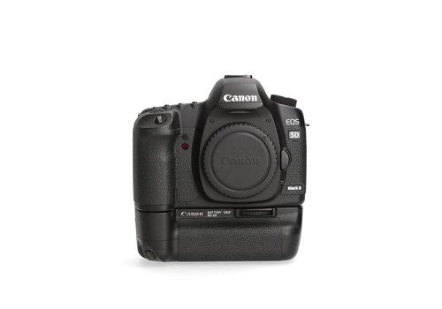 Canon 5D Mark II + Grip - 17.322 kliks