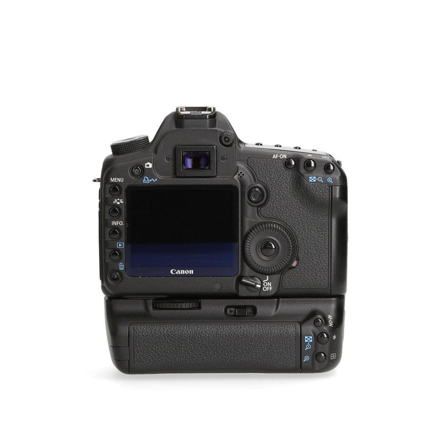 Canon 5D Mark II + Grip - 30.347 kliks