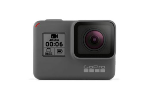 Gopro Hero 6 black - Outlet