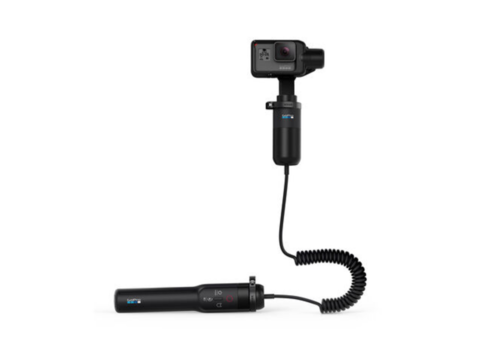 Gopro karma grip + tas +  extension cable