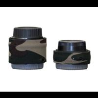 Lenscoat Nikon 1.4 and 2.0 teleconverter III lens cover (forest green)