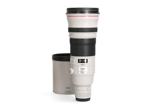 Canon 500mm 4.0 L EF IS II USM - 2 jaar garantie