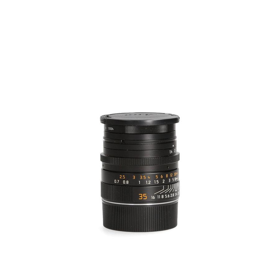 Leica 35mm 1.4 Summilux-M