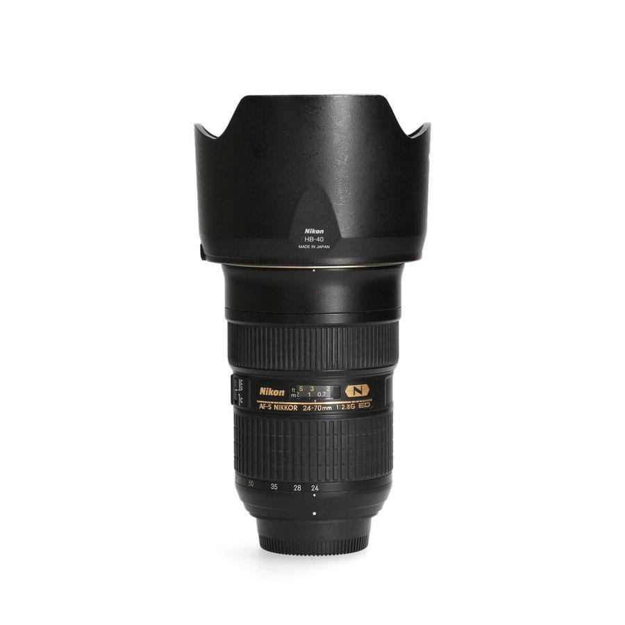 Nikon 24-70mm 2.8 AF-S G ED