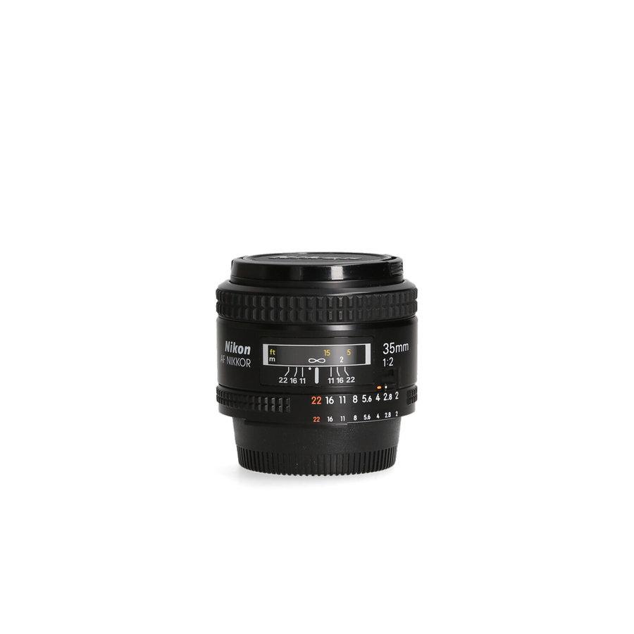 Nikon AF 35mm 2.0