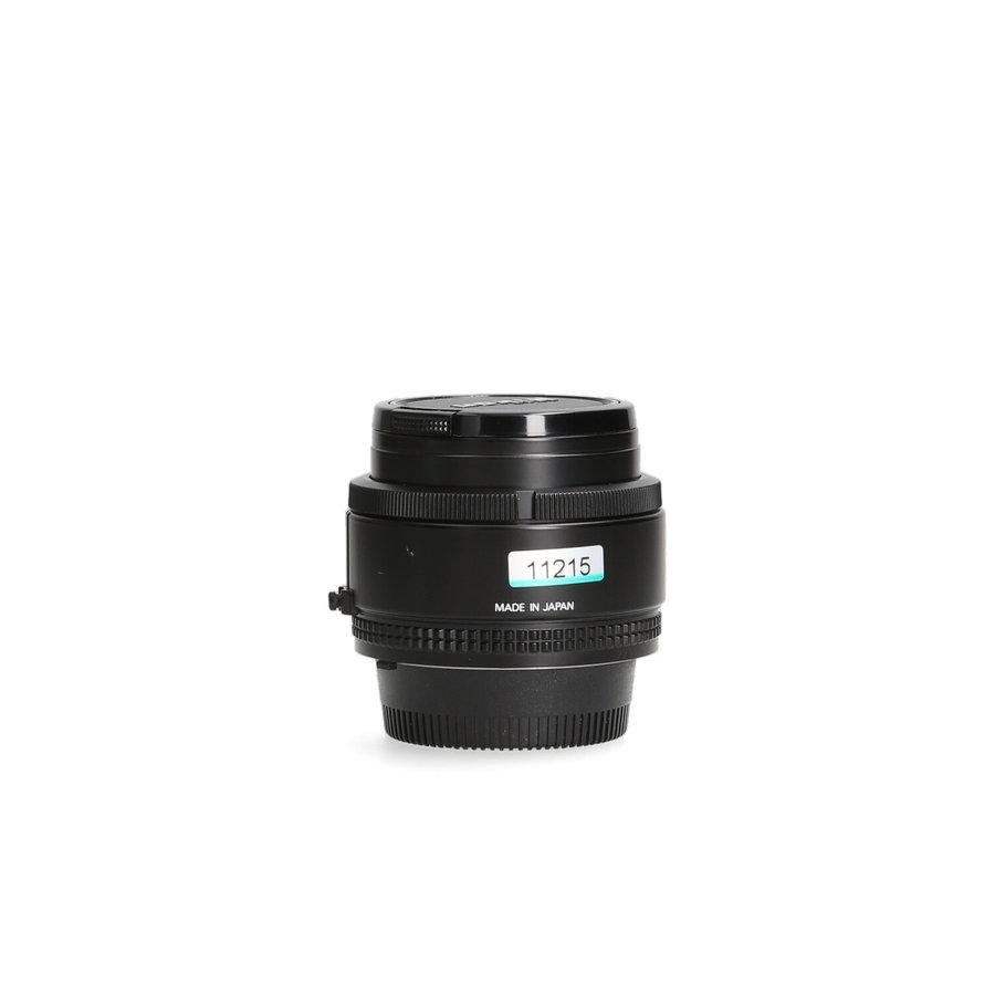 Nikon AF 24mm 2.8