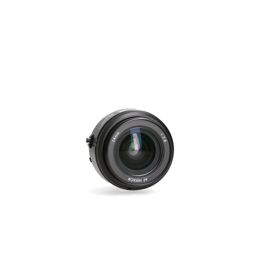 Nikon AF 24mm 2.8 - Gereserveerd