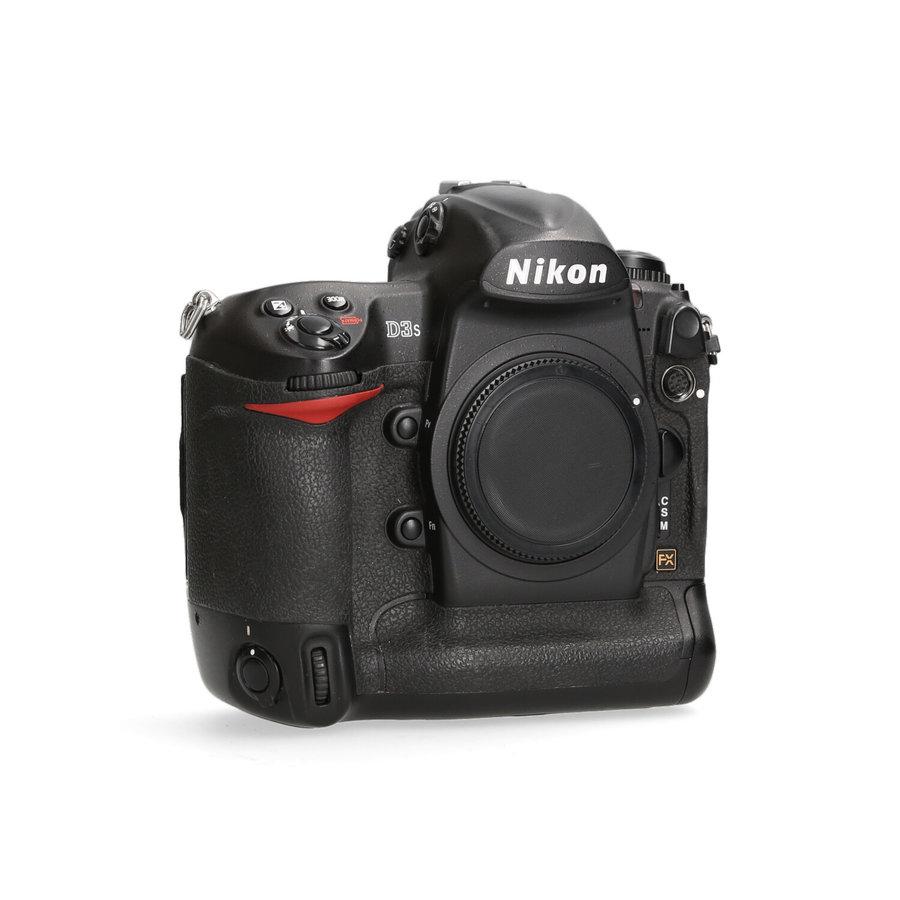 Nikon D3S - 118.000 kliks