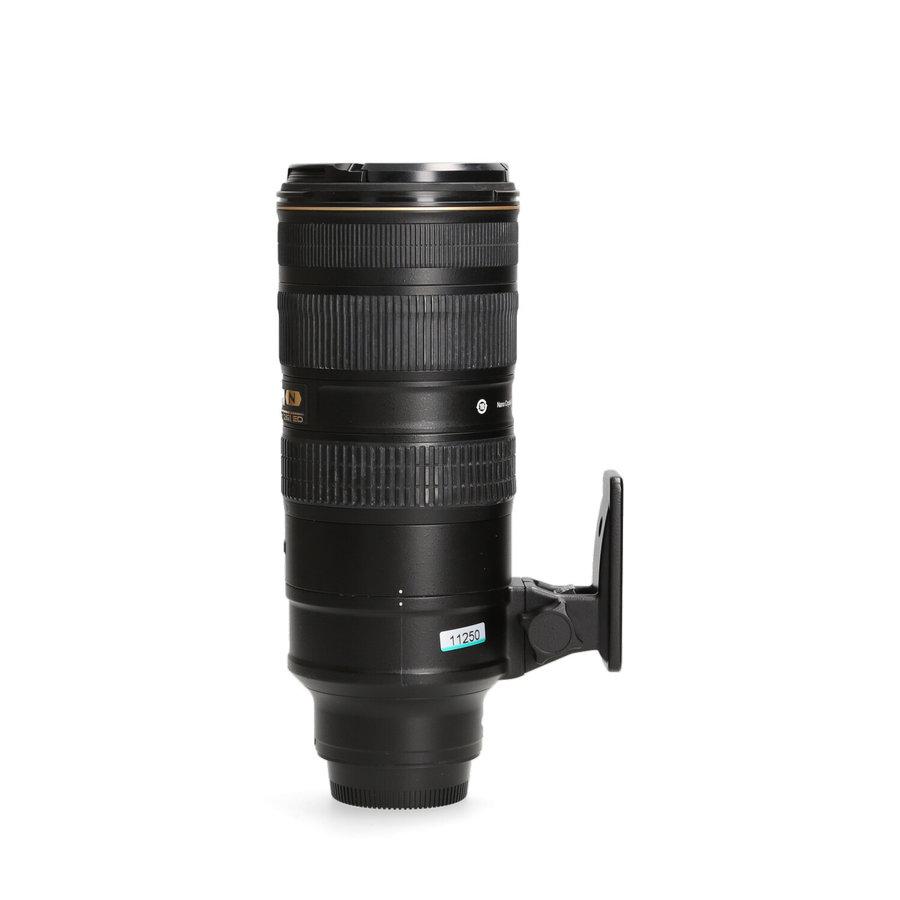 Nikon 70-200mm 2.8 AF-S ED VR II