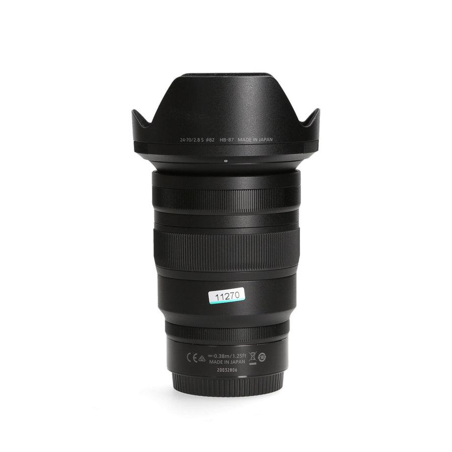 Nikon Z 24-70mm 2.8 S