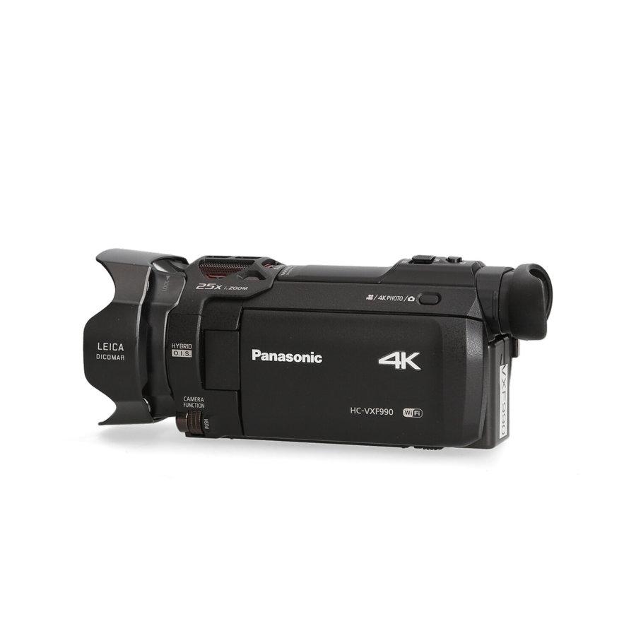 Panasonic HC-VXF990 camcorder