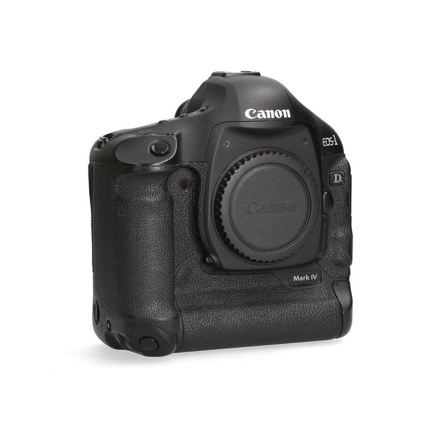 Canon 1d mark IV - 160.000 kliks