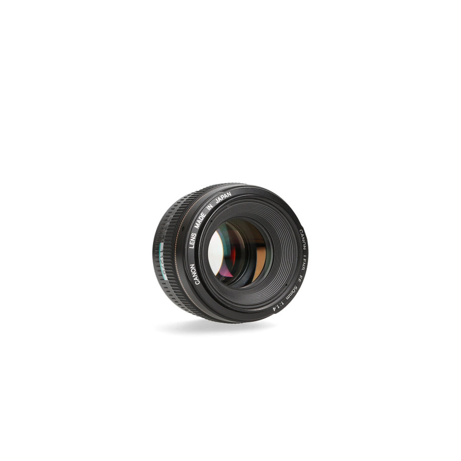 Canon EF 50mm 1.4