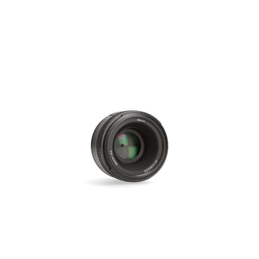Nikon 50mm 1.8 AF-S