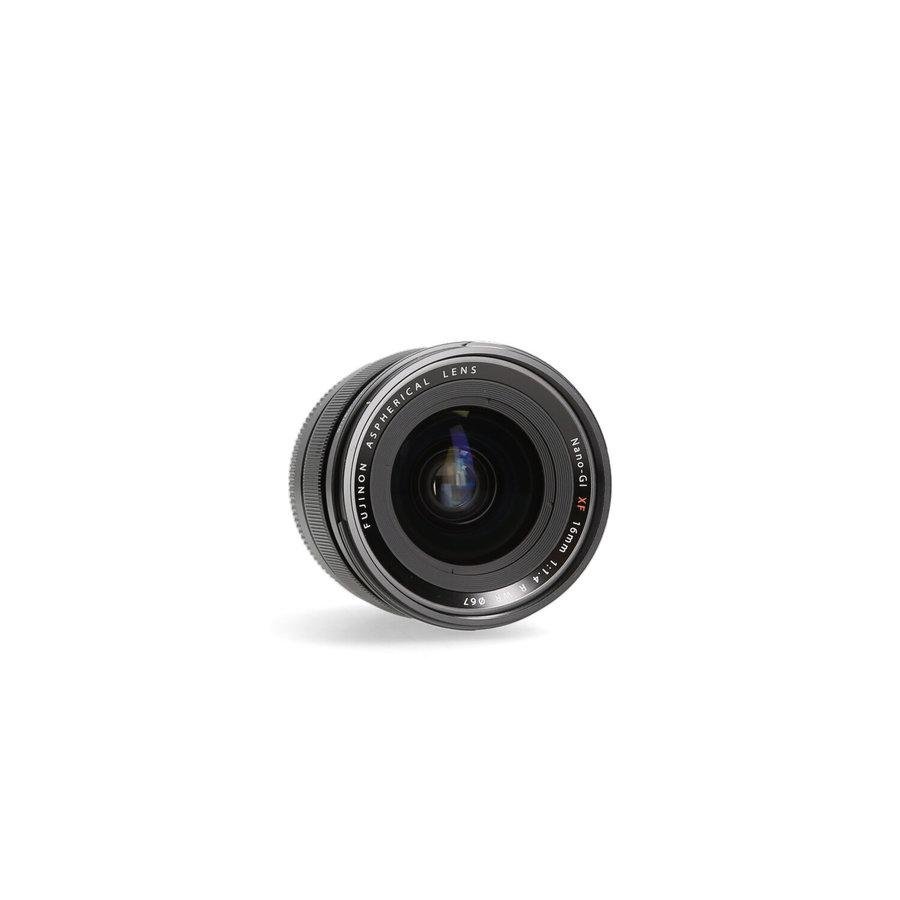 Fujifilm 16mm 1.4