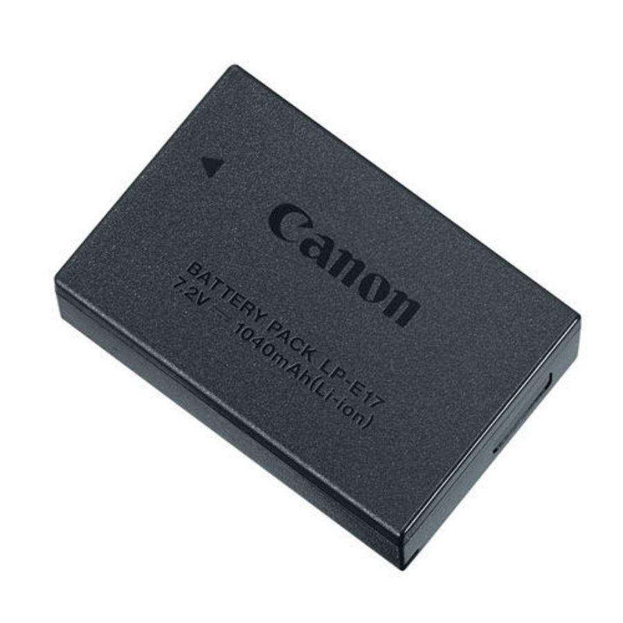 Canon LP-e17 Accu (Voor Canon RP)