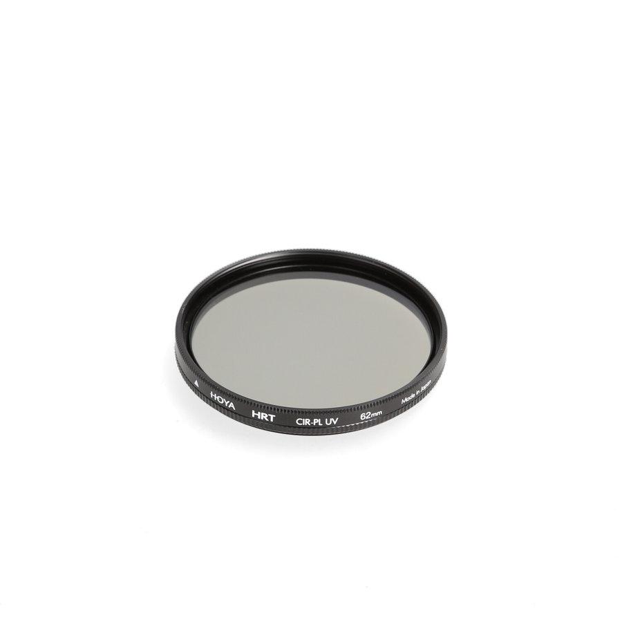 Hoya HRT Cir-PL UV 62mm