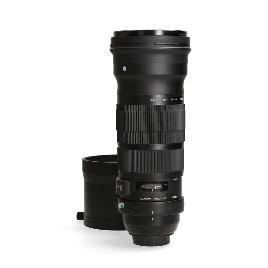 Sigma 120-300mm 2.8 DG Art (Canon) + Sigma uv filter