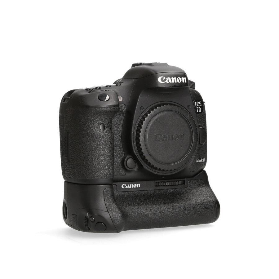 Canon 7D Mark II + BG-E16 - 59.974 kliks