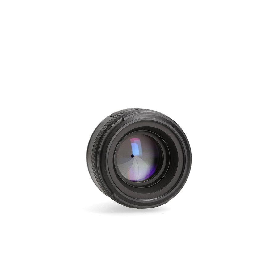 Nikon 50mm 1.4G AF-S - Gereserveerd