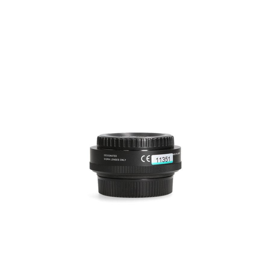 Sigma TC-1401 1.4x Teleconverter (Nikon)