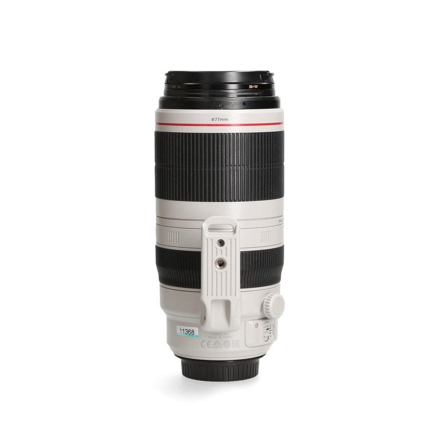 Canon EF 100-400mm 4.5-5.6 L IS USM II + B+W UV-filter