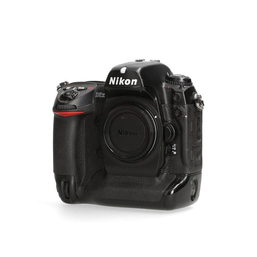Nikon D2X - 110846 kliks