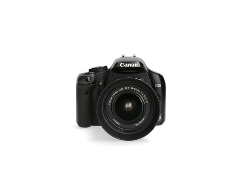 Canon 450D + 18-55mm IS