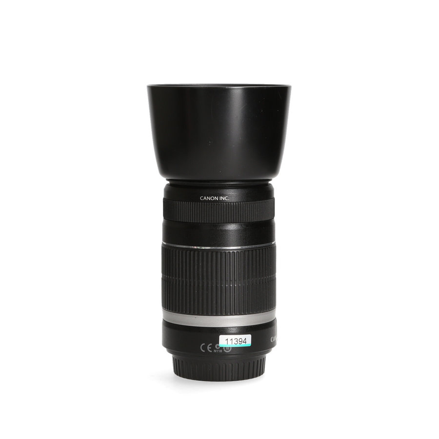 Canon 55-250mm 4.5-5.6 IS