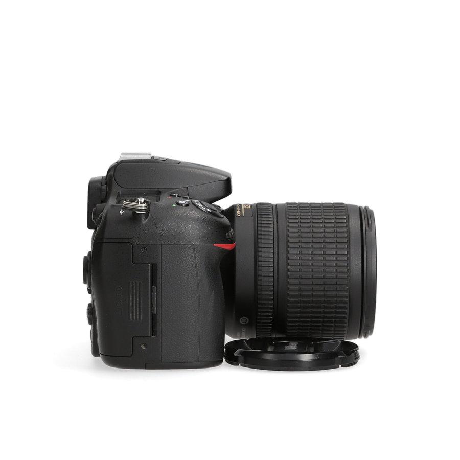 Nikon D7100 + 18-105mm - 6056 kliks