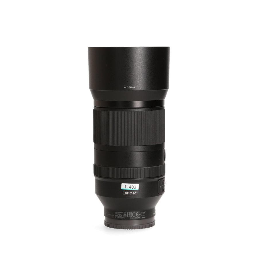 Sony FE 70-300mm 4.5-5.6 G OSS + UV