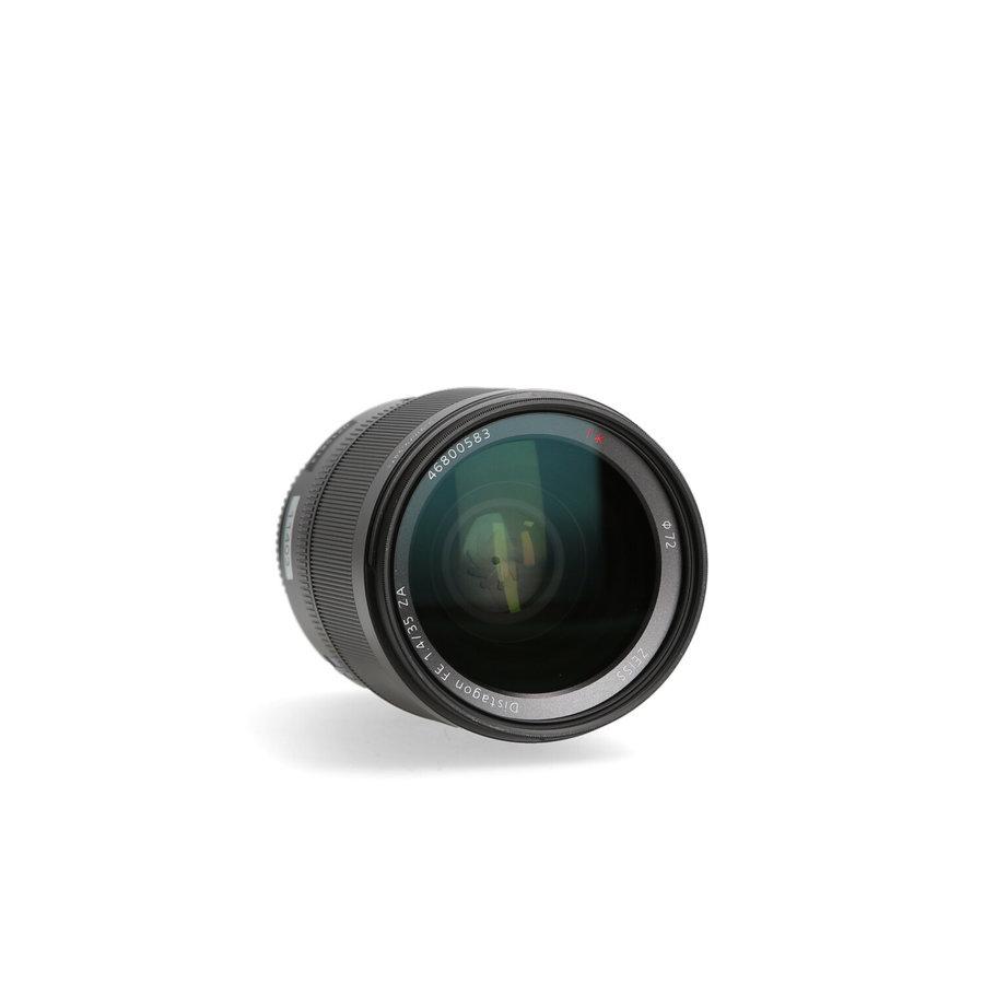 Sony Zeiss Distagon T* 35mm 1.4 FE ZA + UV