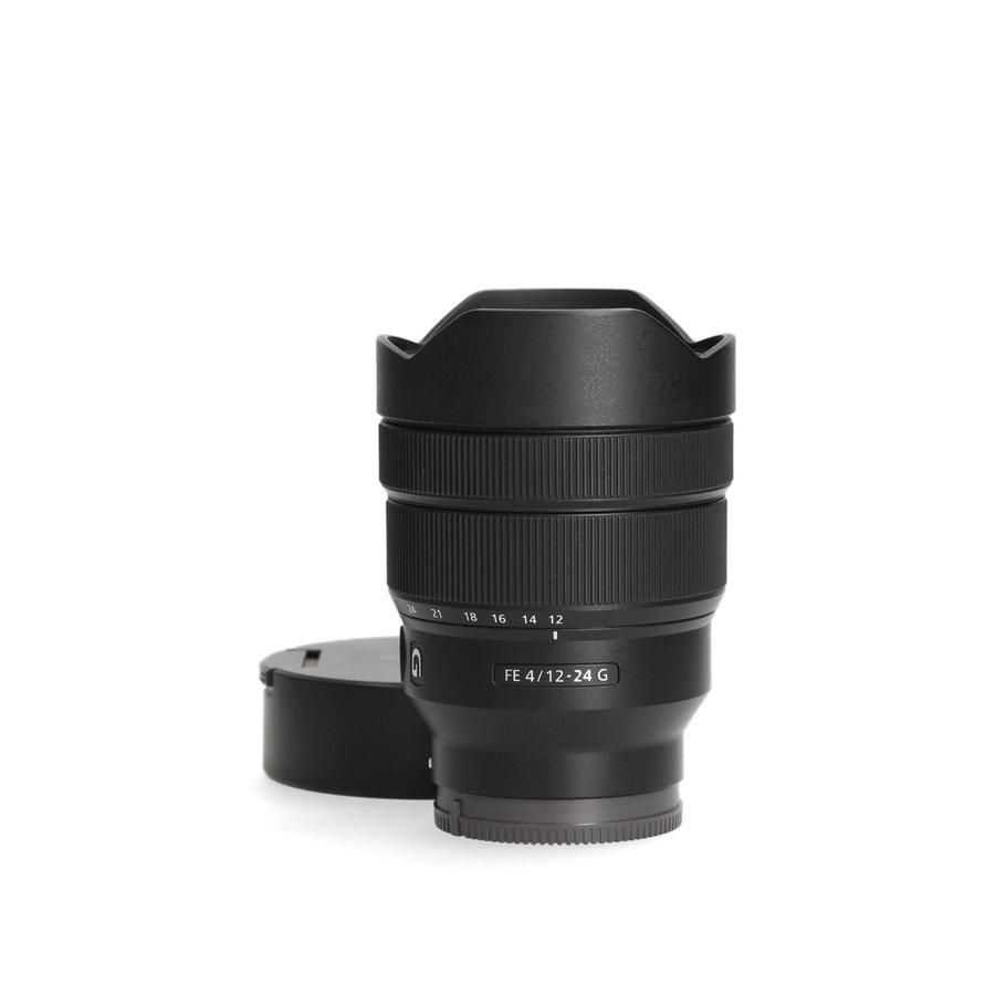 Sony FE 12-24mm 4.0 G