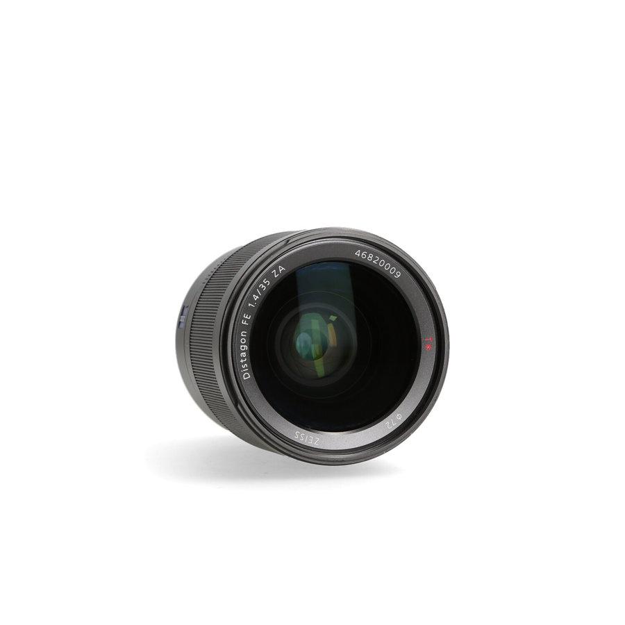 Sony FE 35mm 1.4 Zeiss