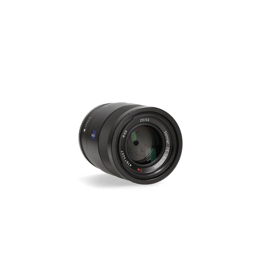 Sony FE 55mm 1.8 ZA Sonnar T*