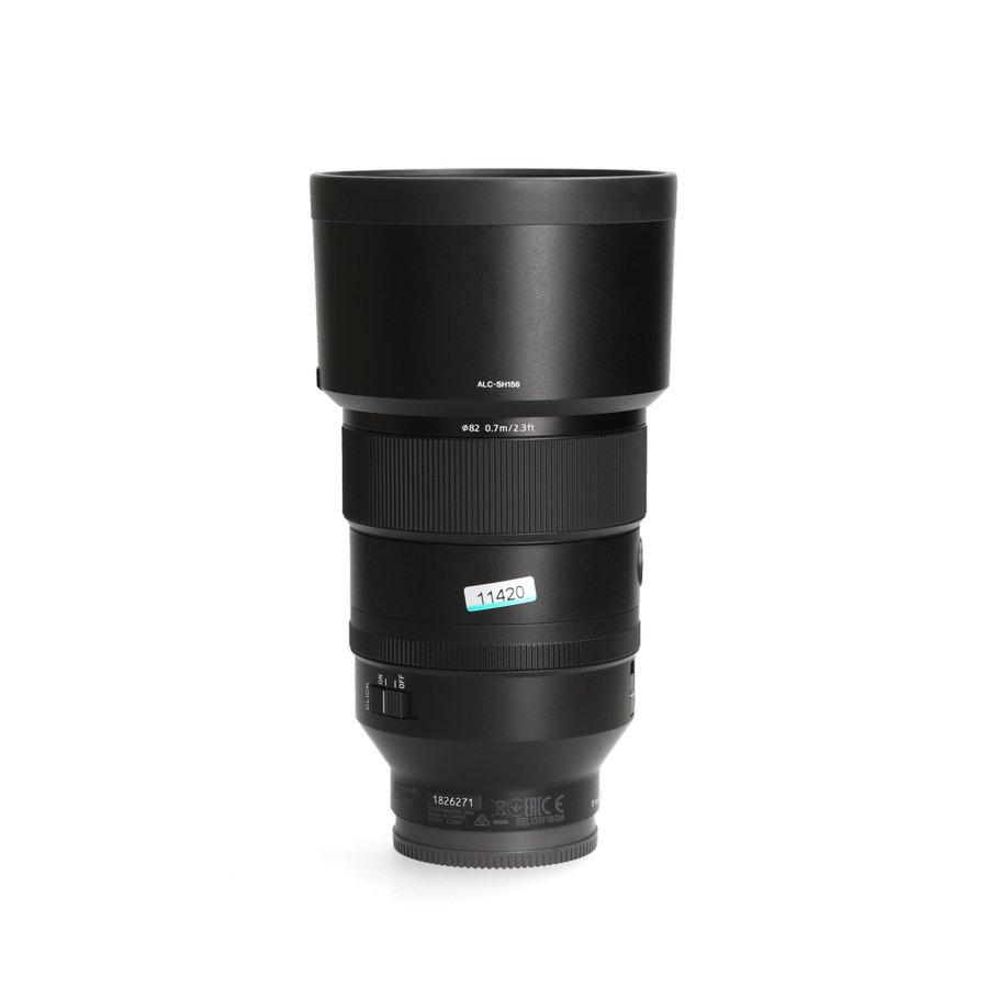 Sony 135mm 1.8 FE GM