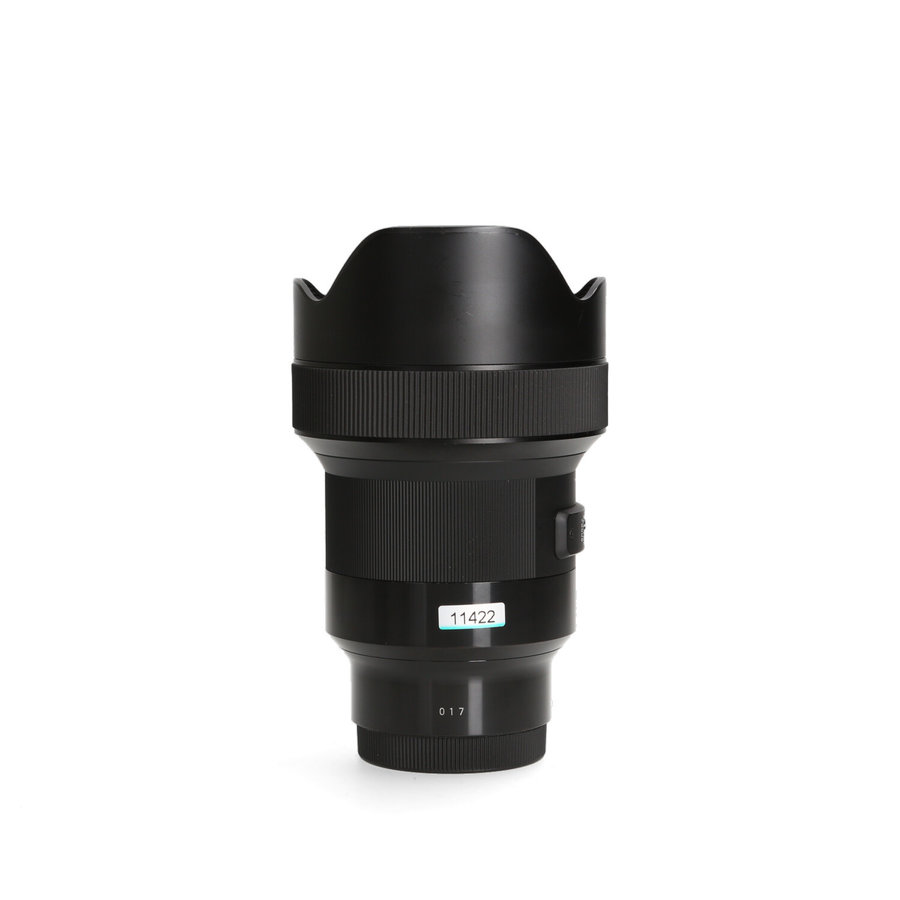 Sigma 14mm 1.8 DG ART (Sony E-mount)